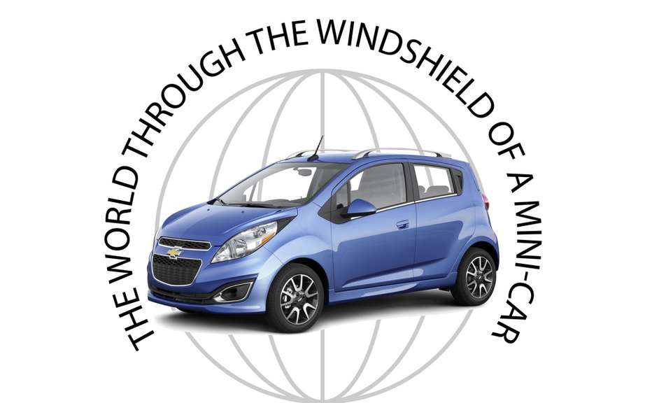 2013 Chevrolet Spark: the miniature car in the world