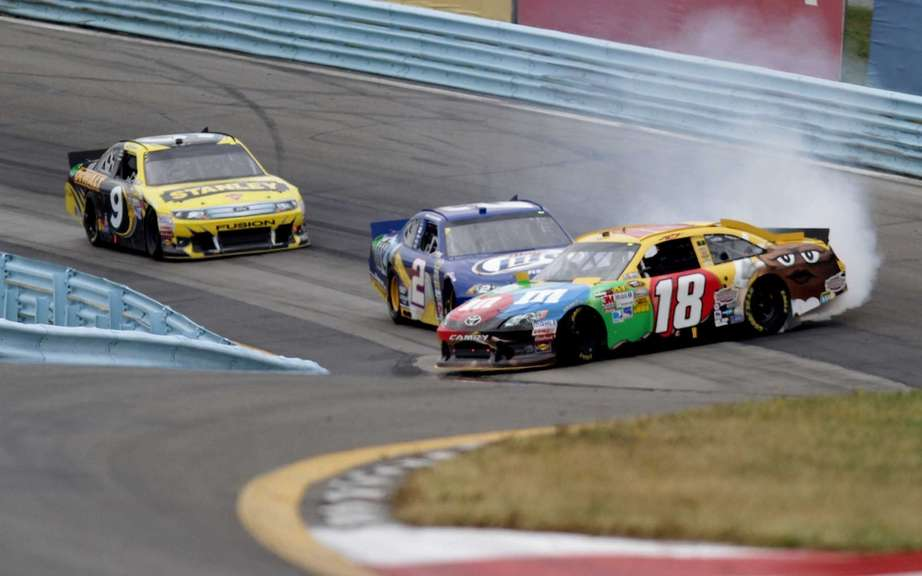 Marcos Ambrose Star weekend in NASCAR picture #2