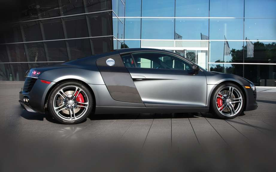 Audi R8 Exclusive Selection: limited series for America picture #3