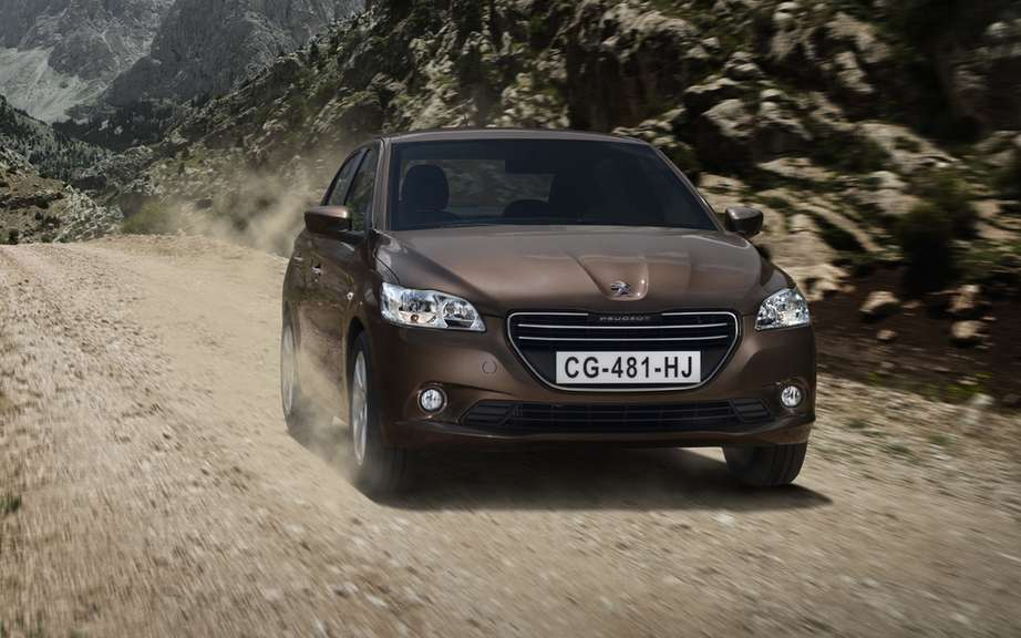 Peugeot 301: Strong outside, generous inside picture #1