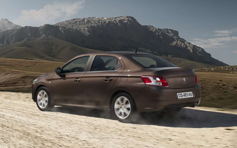 Peugeot 301: Strong outside, generous inside picture #2