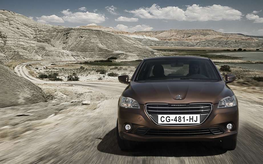 Peugeot 301: Strong outside, generous inside picture #3