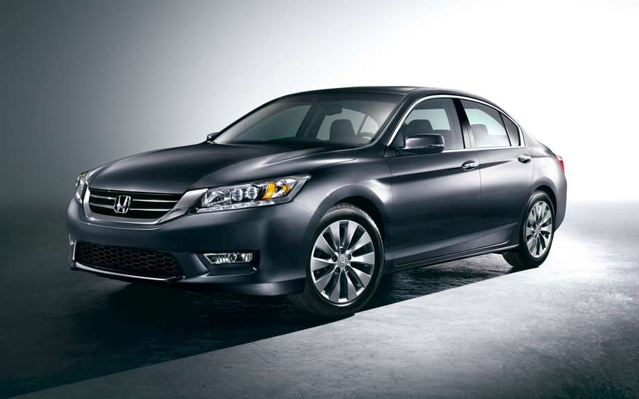 Honda Accord 2013: 9th version