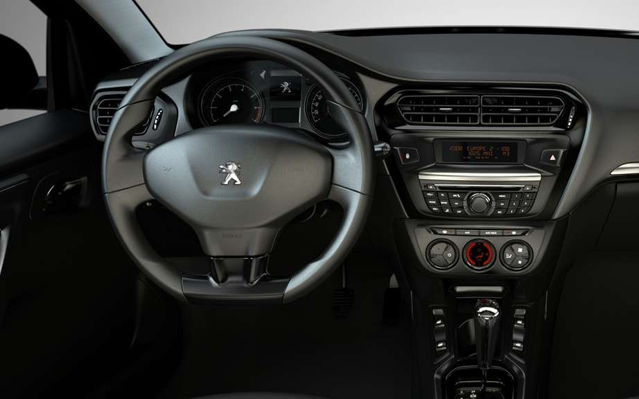 Peugeot 301: Strong outside, generous inside picture #4