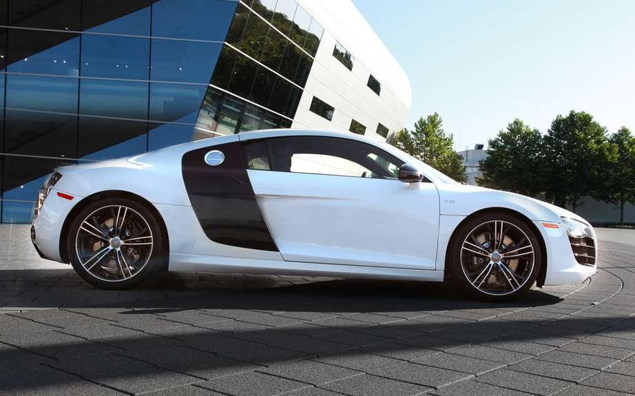 Audi R8 Exclusive Selection: limited series for America picture #7