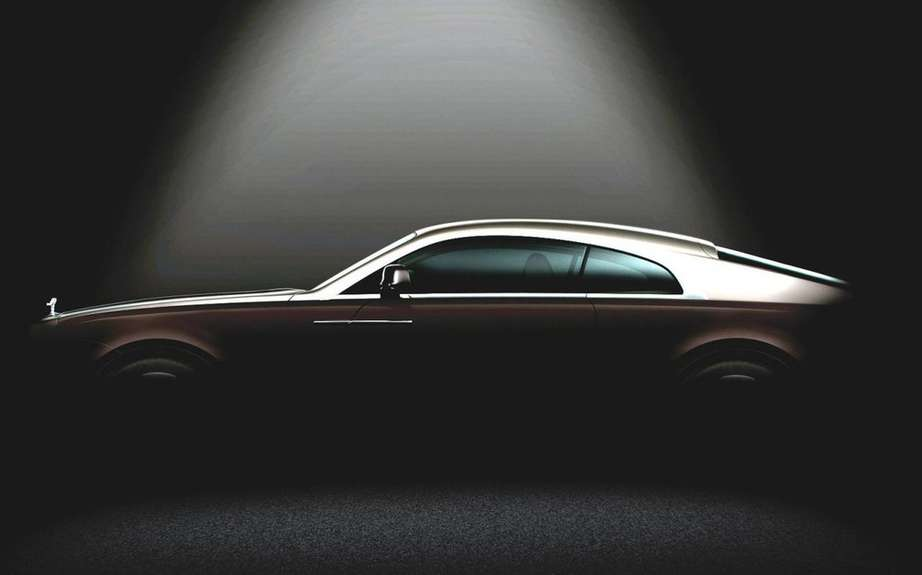 Rolls-Royce Wraith: it boosted sales