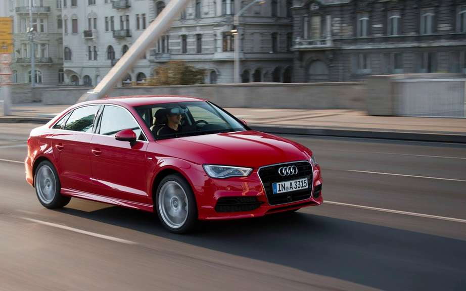 Audi A3: 3 million copies sold