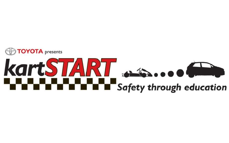 A team of instructors for Star kartSTART 2013 program