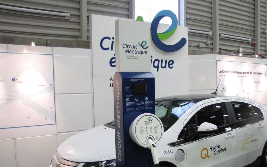 The electric circuit think vacationers who own an electric vehicle