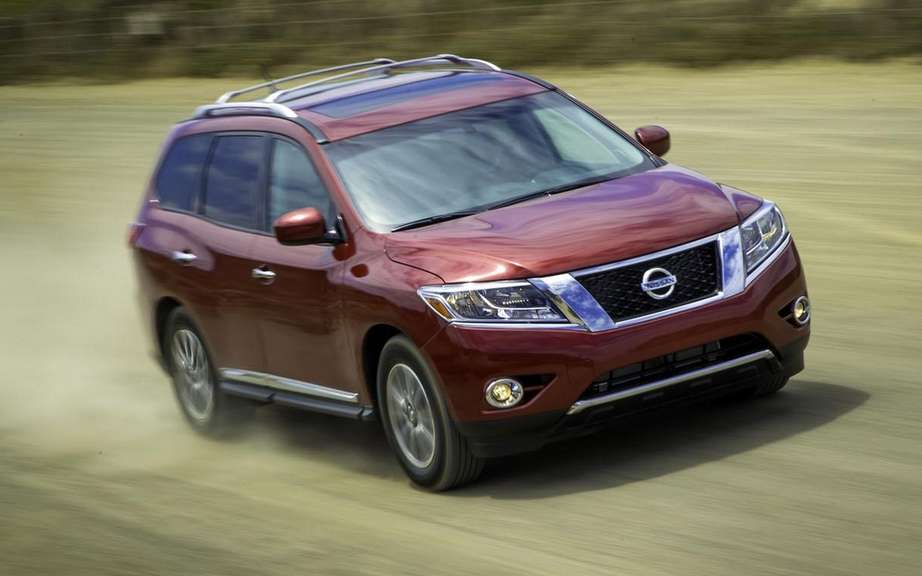 Nissan Pathfinder 2013: a new vehicle