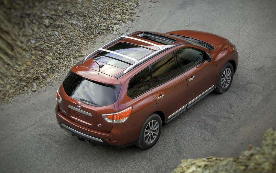 Nissan Pathfinder 2013: a new vehicle picture #2