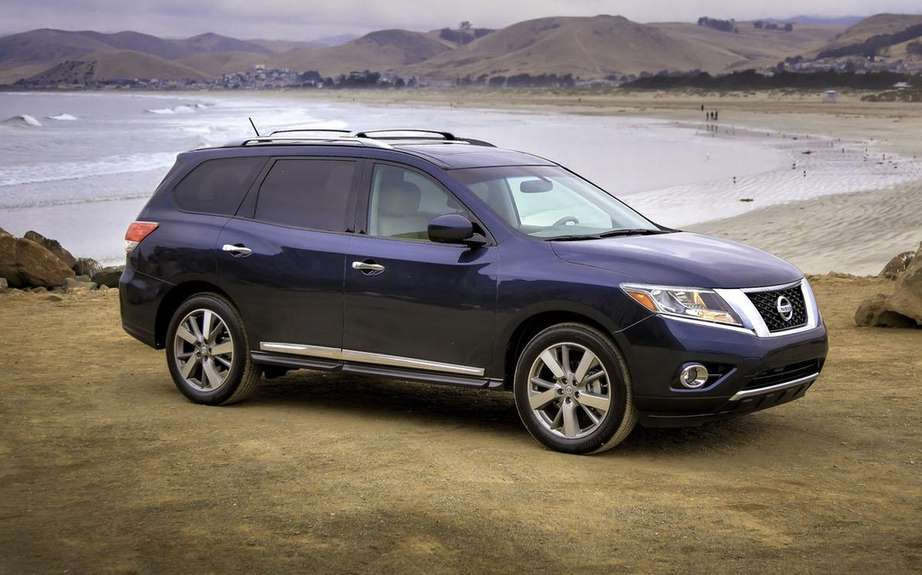 Nissan Pathfinder 2013: a new vehicle picture #3