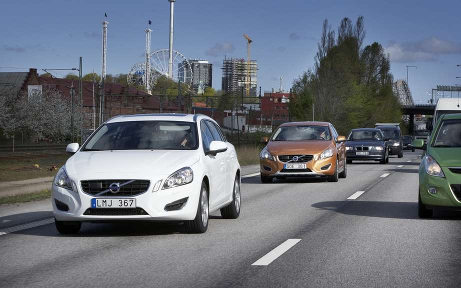 Volvo does not want any death or serious hurts in its vehicles in 2020 picture #2