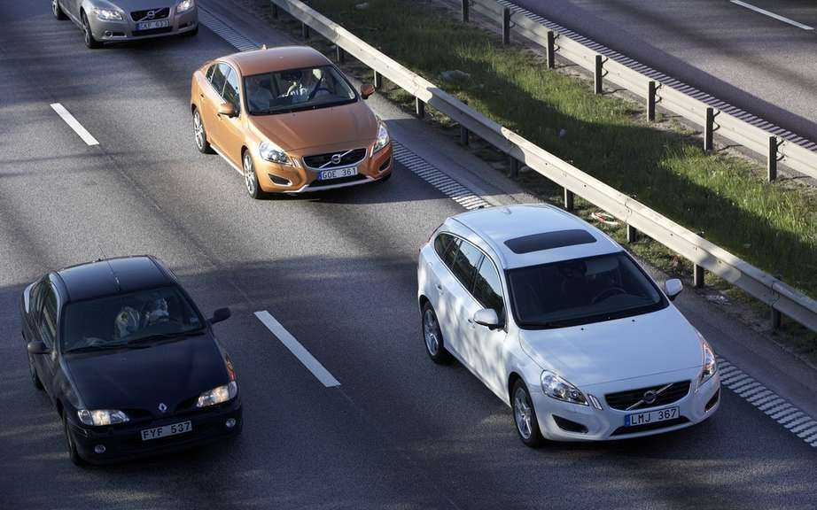 Volvo does not want any death or serious hurts in its vehicles in 2020 picture #4