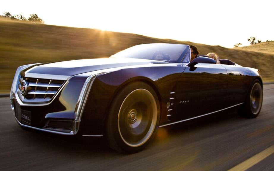 Cadillac will offer a new flagship