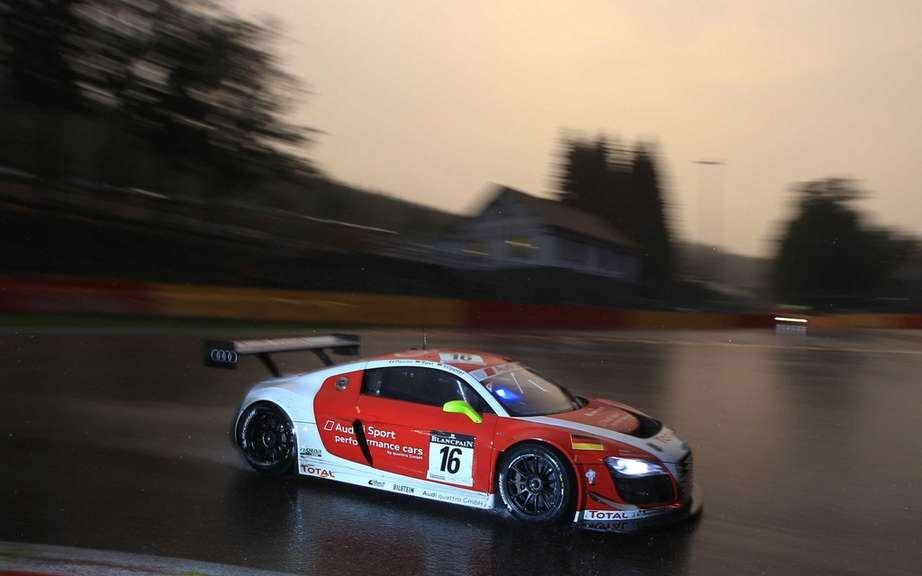 Hat trick for Audi in endurance!
