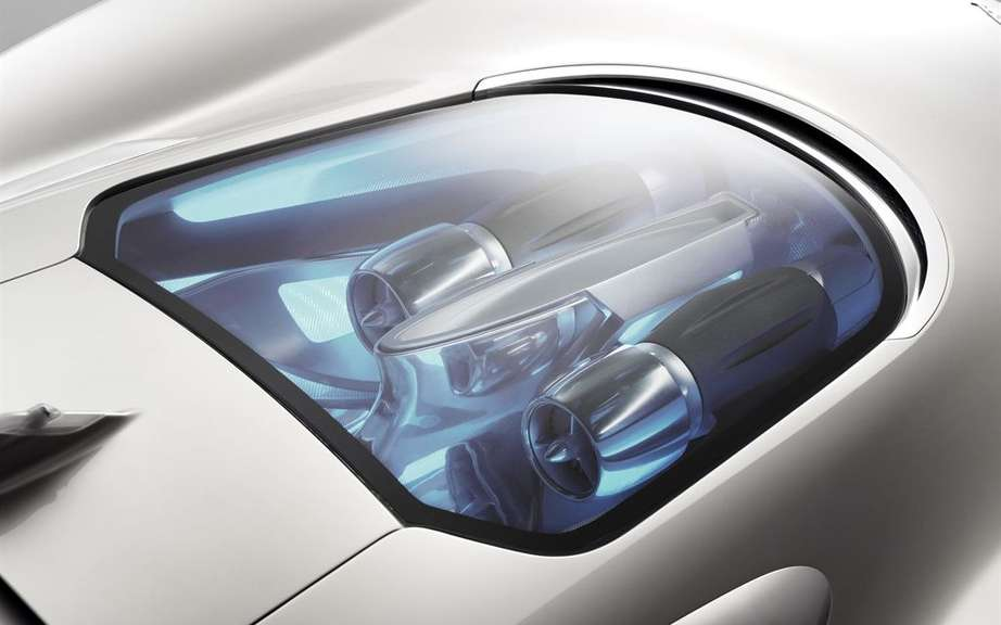 Jaguar C-X75: only 200 copies picture #5