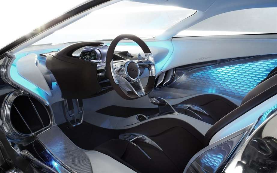 Jaguar C-X75: only 200 copies picture #6