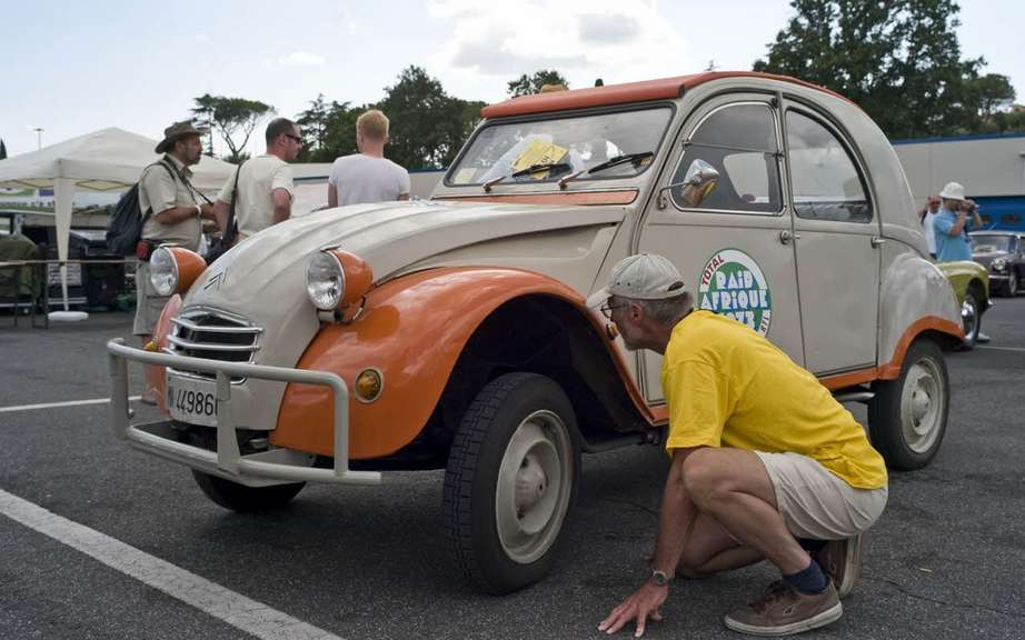 The 15th edition of the International Citroen Car Club Rally picture #2