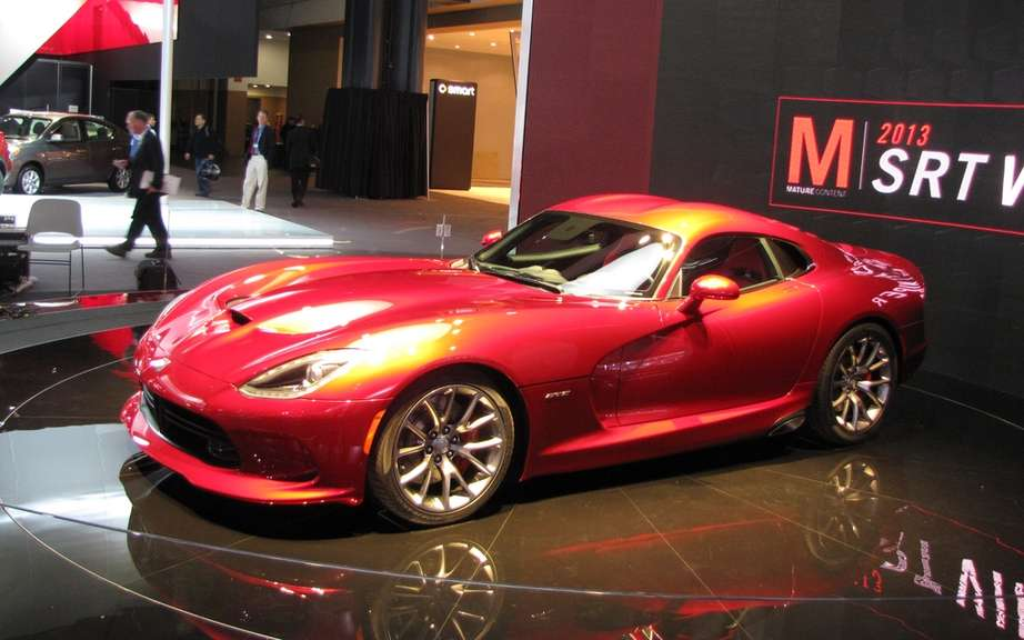 SRT Viper 2013: Dealer handpicked