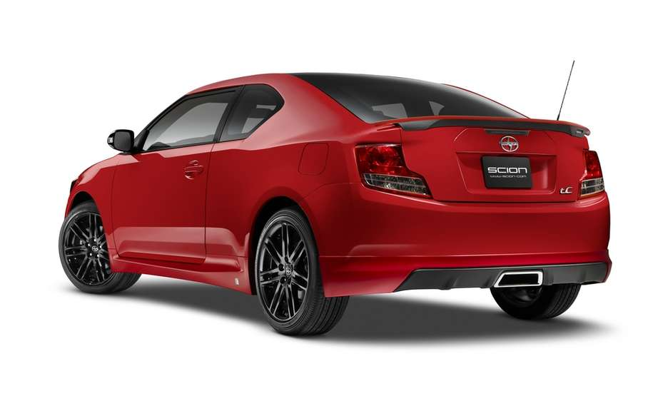 Scion tC Release Series 8.0: any red clothed picture #2