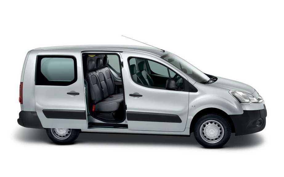 Citroen Berlingo: new HDI engine 115 picture #1