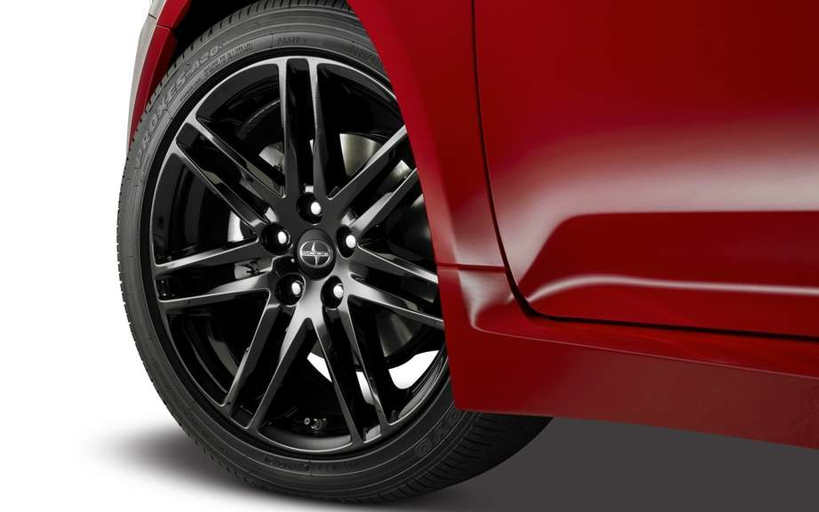 Scion tC Release Series 8.0: any red clothed picture #4