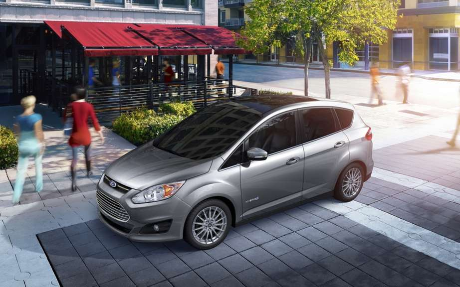 Ford presents its hybrid and electric models 2012/2013 picture #3