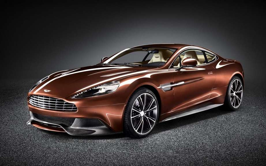Aston Martin could use more frugal engines picture #2
