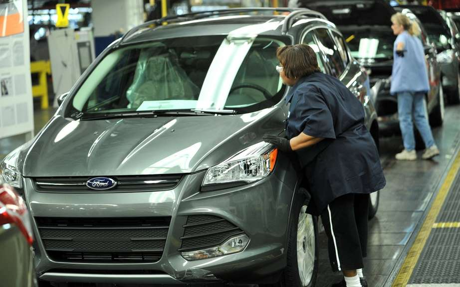 Ford METHOD urgently recall of its 2013 Escape models