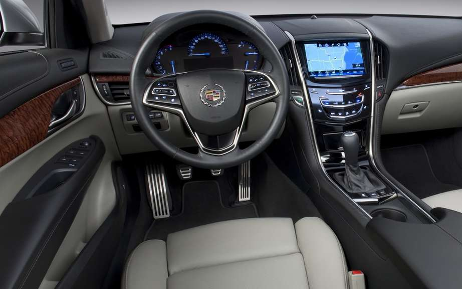 2013 Cadillac ATS: from $ 35,195 picture #4