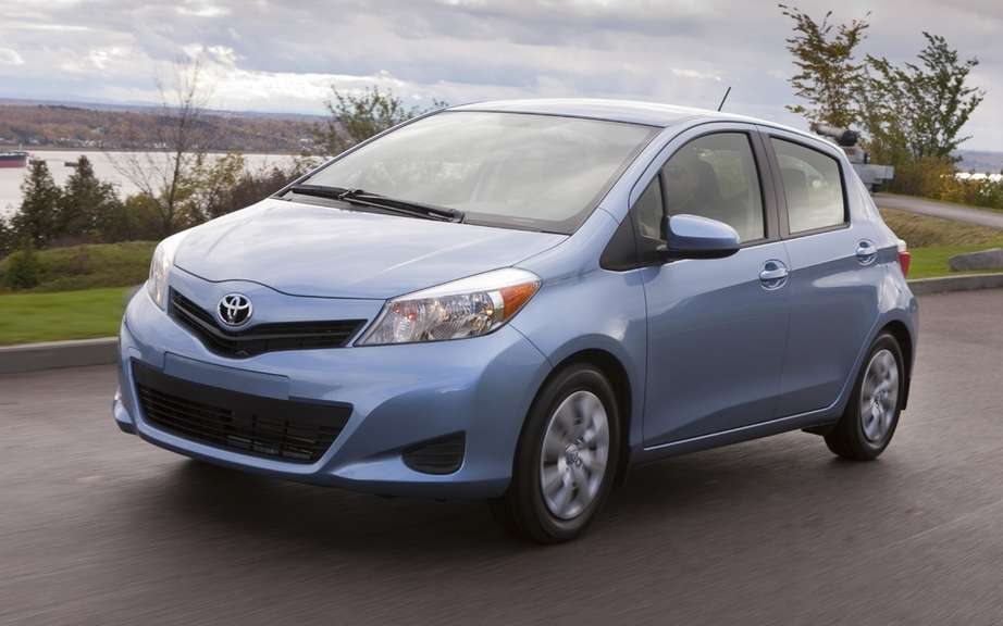 Toyota offers the largest fleet of small cars in Canada picture #3