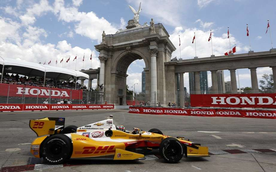 Ryan Hunter-Reay laureate in Toronto, Mark Webber Silverstone