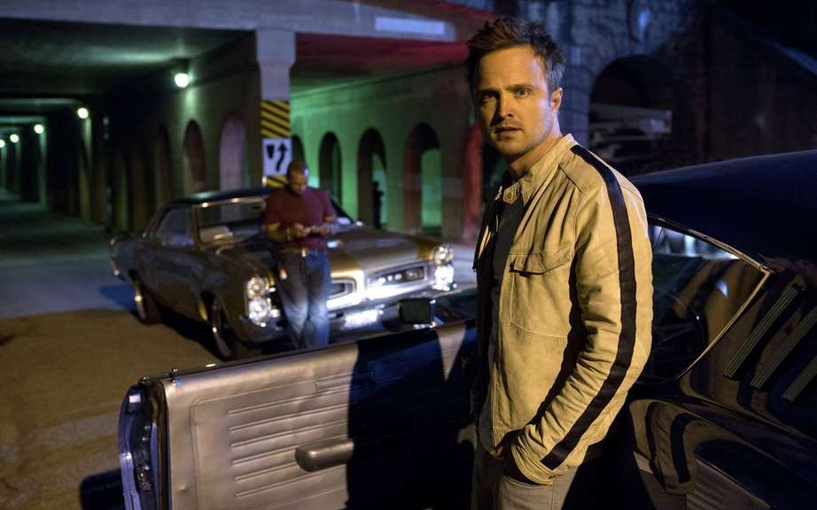 Need For Speed: The film was discovered on March 14