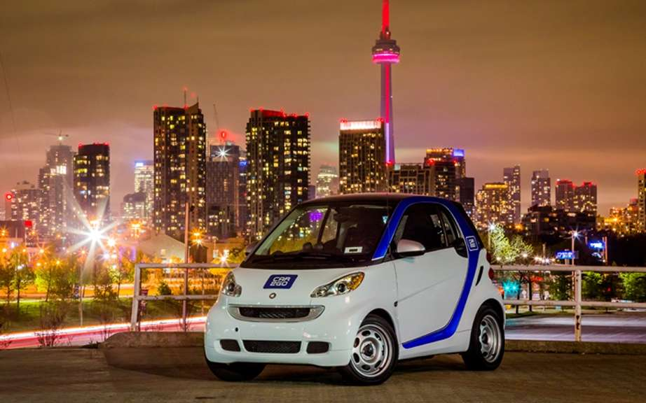car2go launches a new form of car-sharing in Toronto picture #2