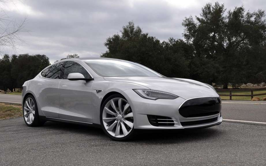 Tesla Model S: the new EPA tests