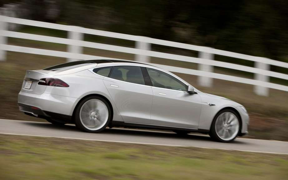 Tesla Model S: the new EPA tests picture #2