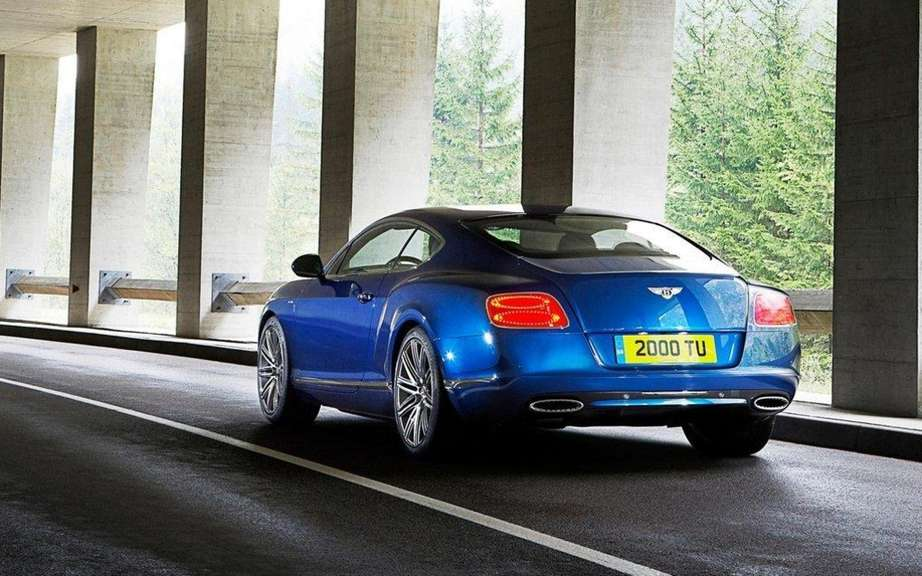 Bentley Continental GT Speed: Unveiled at Goodwood Festival of Speed picture #2