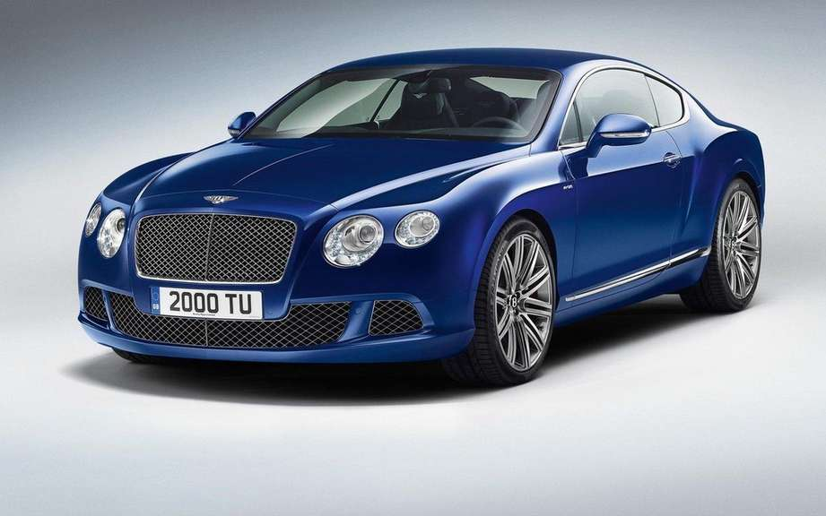 Bentley Continental GT Speed: Unveiled at Goodwood Festival of Speed picture #3
