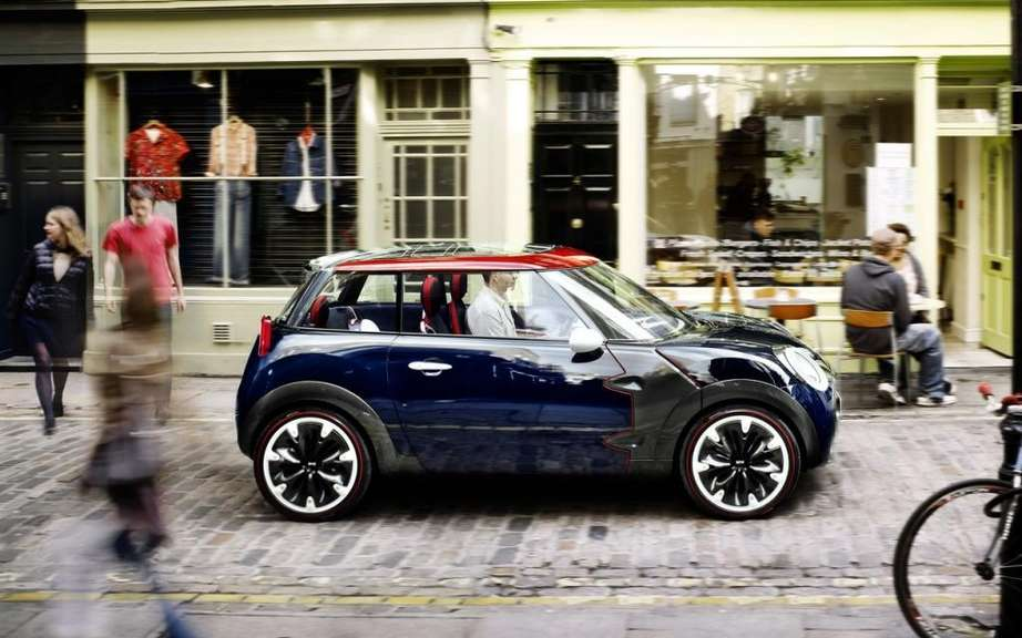 Mini Rocketman to greet the Olympic Games in London picture #4
