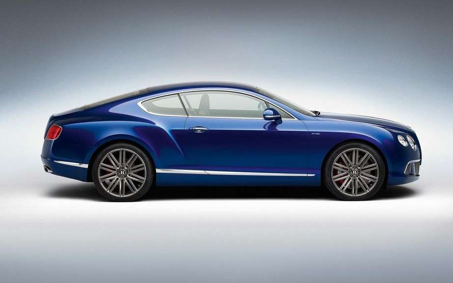 Bentley Continental GT Speed: Unveiled at Goodwood Festival of Speed picture #4