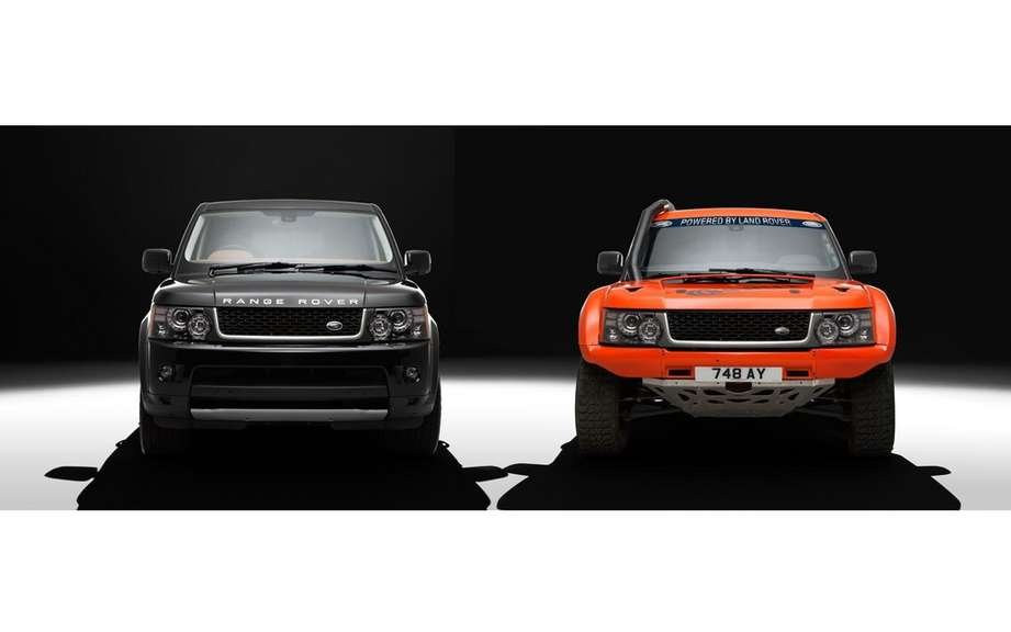 Land Rover formalizes its partnership with Bowler picture #2