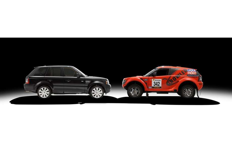 Land Rover formalizes its partnership with Bowler picture #3