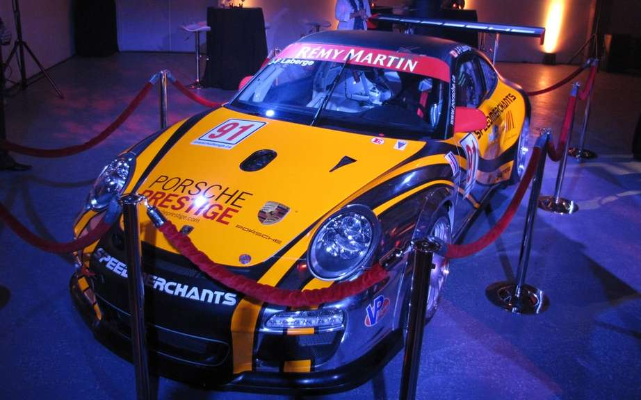 Porsche 911 GT3 Cup: visit to Montreal