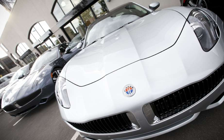 Fisker Karma: unveiling a very quebecois succeeded picture #2
