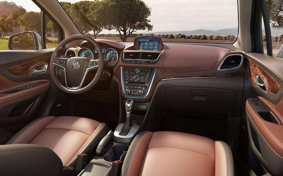 Buick Encore: four clones already developing picture #3