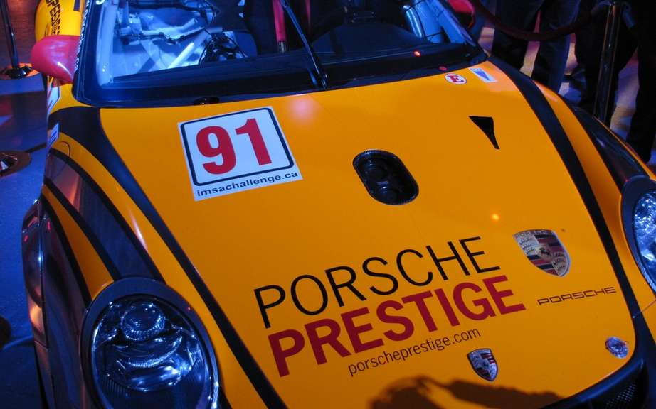 Porsche 911 GT3 Cup: visit to Montreal picture #4