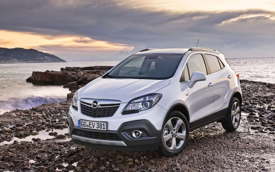 Buick Encore: four clones already developing picture #4