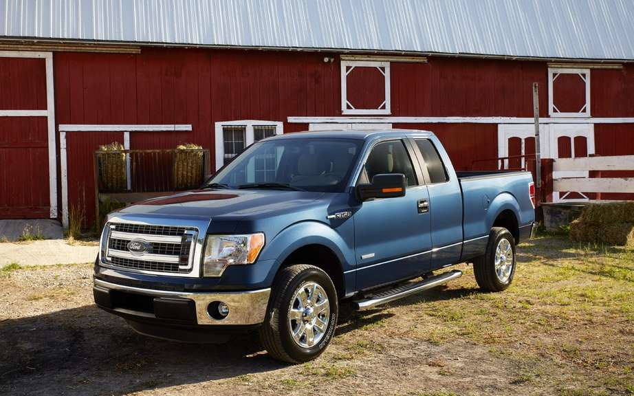 Ford F-150 2013: more generous picture #2