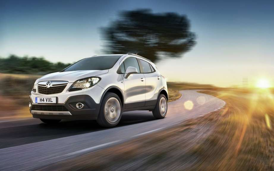 Buick Encore: four clones already developing picture #5